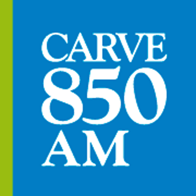 Logotipo de Carve 850 AM