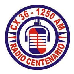 Escuchar en vivo Radio Radio Centenario 1250 AM de montevideo