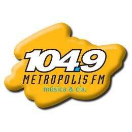 Escuchar en vivo Radio Metrópolis 104.9 FM de montevideo