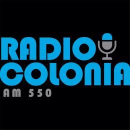 Escuchar en vivo Radio Radio Colonia 550 AM de Colonia