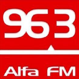 Radio Alfa 96.3 FM (montevideo)