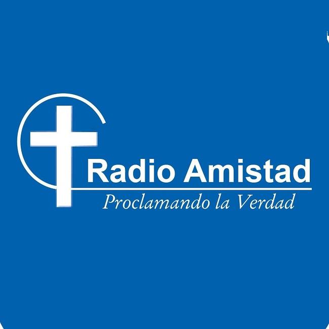 Logotipo de Red de Radio Amistad