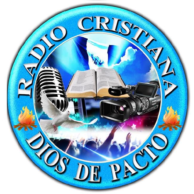 Logotipo de Radio Cristiana Dios De Pacto