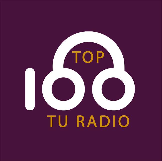 Logotipo de Top 100 Tu Radio