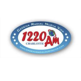 Radio Nueva Vida Charlotte 1220 (North Carolina)